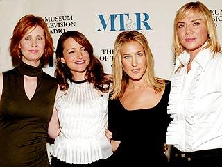 Sex and the City Movie Is a Go | Cynthia Nixon, Kim Cattrall, Kristin Davis, Sarah Jessica Parker