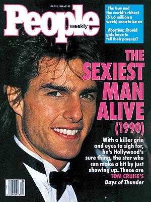 1990 photo | Tom Cruise