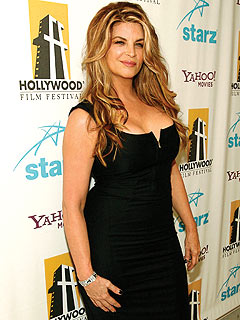 Kirstie Alley Launching Her Own 'Weight-Loss Brand'   Kirstie Alley