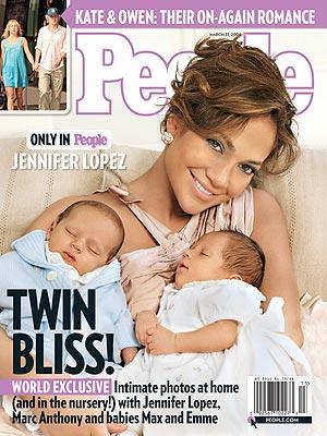 See Jennifer Lopez's Twins!| Babies, Jennifer Lopez