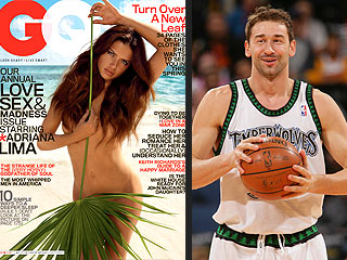 Supermodel Adriana Lima Engaged to Basketball Star | Adriana Lima