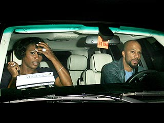 Serena Williams & Common's Cozy Miami Weekend | Common, Serena Williams