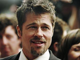 Brad Pitt's Kids Make Him Laugh, Long for Sleep