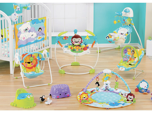 swing chair newborn armchair slipcover tutorial maggie gyllenhaal teams up with fisher-price – moms & babies celebrity and kids - ...