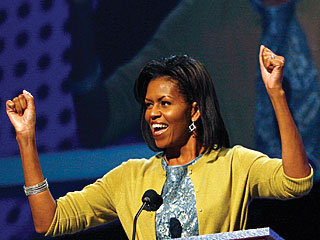 Stars Join Michelle Obama for High School Visits | Michelle Obama