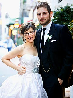 Musician Lisa Loeb & music production supervisor husband, Roey Hershkovitz