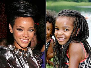 Rihanna Pays Tribute to Leukemia Victim Jasmina