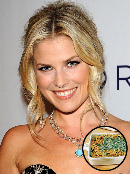 ALI LARTER'S MUST: GREEN BEAN CASSEROLE photo | Ali Larter