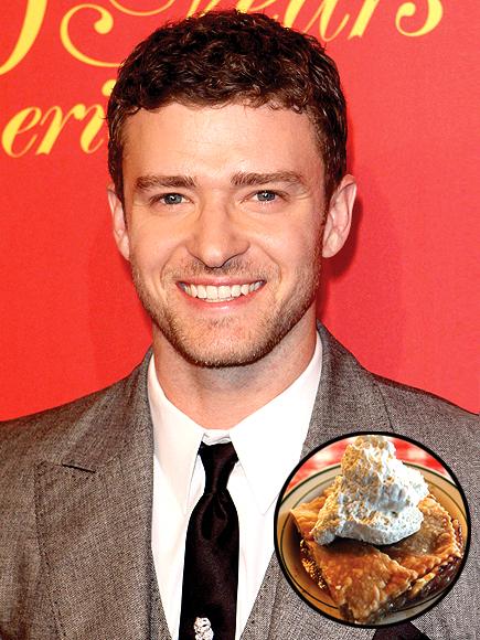 JUSTIN TIMBERLAKE MUST: DESSERT À LA MODE photo | Justin Timberlake