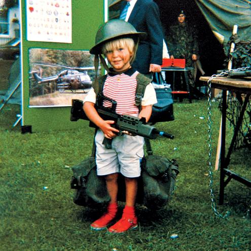 ARMY STRONG photo | Robert Pattinson