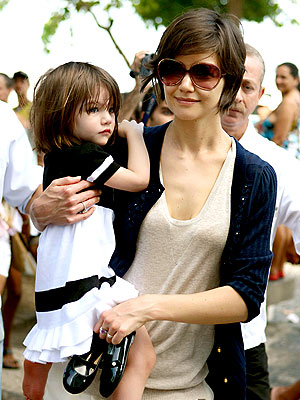 'CABANA' GIRLS photo | Katie Holmes, Suri Cruise