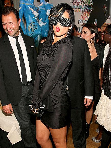 VISIONARY LOOK photo | Rihanna