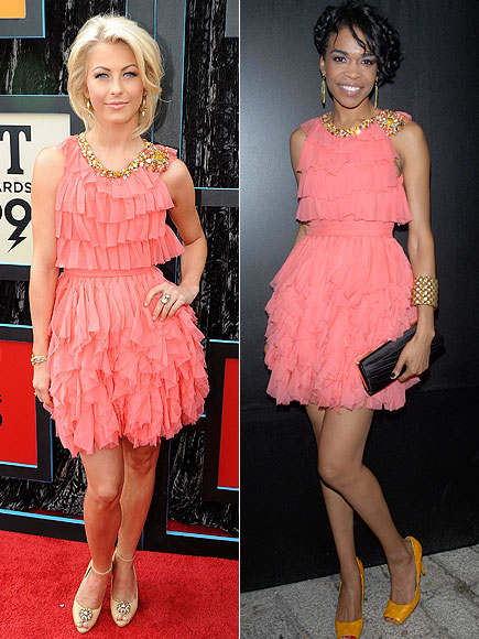 JULIANNE VS. MICHELLE  photo | Julianne Hough, Michelle Williams