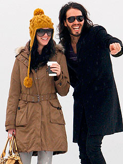 BUZZ: Russell Brand and Katy Perry Engaged?