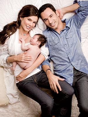 Exclusive Meet Mikaella Castroneves  Moms  Babies