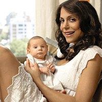 Bethenny Frankel: le bébé comme outil d'autopromotion