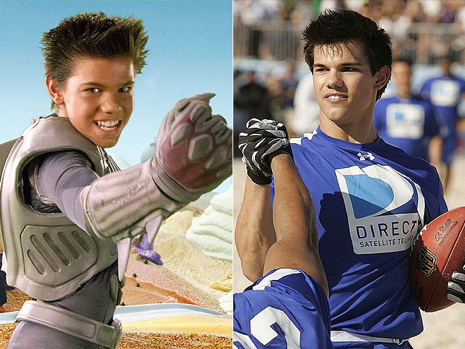 11. HE HAD A 5-YEAR PLAN photo | Taylor Lautner