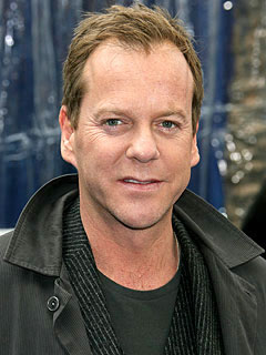 24 Shooting Halts for Kiefer Sutherland's Minor Surgery