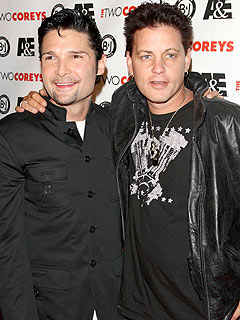 Corey Feldman Grieving Tragic Death of 'Brother' Corey Haim