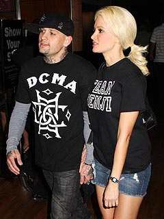 Benji Madden & Holly Madison's Relationship 'Heating Up' | Benji Madden, Holly Madison