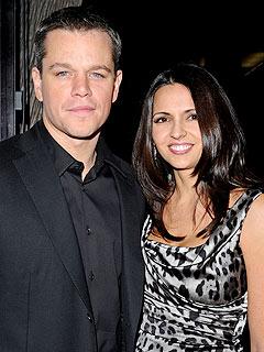 Matt Damon and Wife Expecting Another Baby | Matt Damon