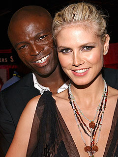 Heidi and Seal Renew Their Wedding Vows | Heidi Klum, Seal