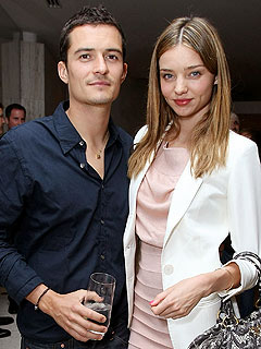 Orlando Bloom and Miranda Kerr Are Engaged!