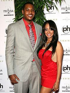 LaLa Vazquez Weds Carmelo Anthony