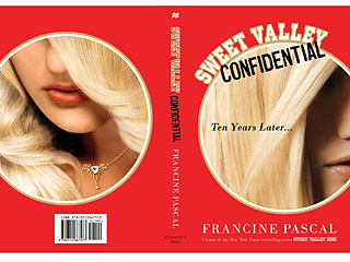 Sweet Valley Confidential: Ten Years Later's Cover Revealed
