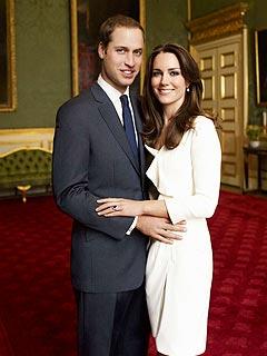 Prince William & Kate Middleton Share Two Official Engagement Photos| Weddings, Kate Middleton, Mario Testino, Prince William