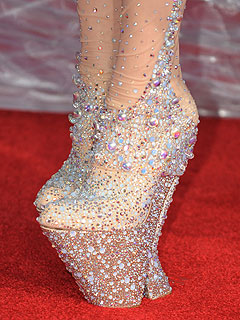 Jeweled platforms