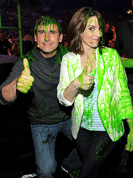 GOING GREEN photo | Steve Carell, Tina Fey