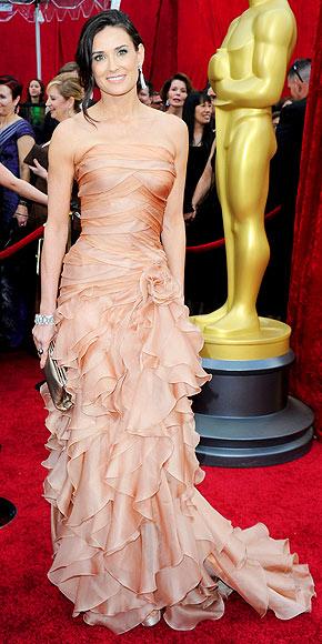 DEMI MOORE  photo | Oscars 2010, Demi Moore