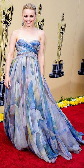 Rachel McAdams in Elia Saab Haute Couture