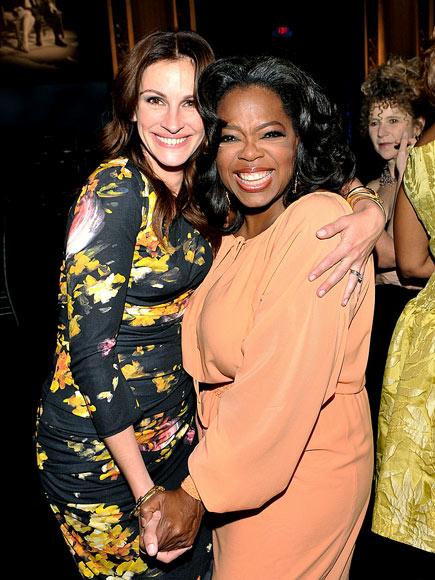 MAIN SQUEEZE photo | Julia Roberts, Oprah Winfrey