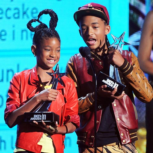 WILLOW & JADEN  photo | Jaden Smith, Willow Smith