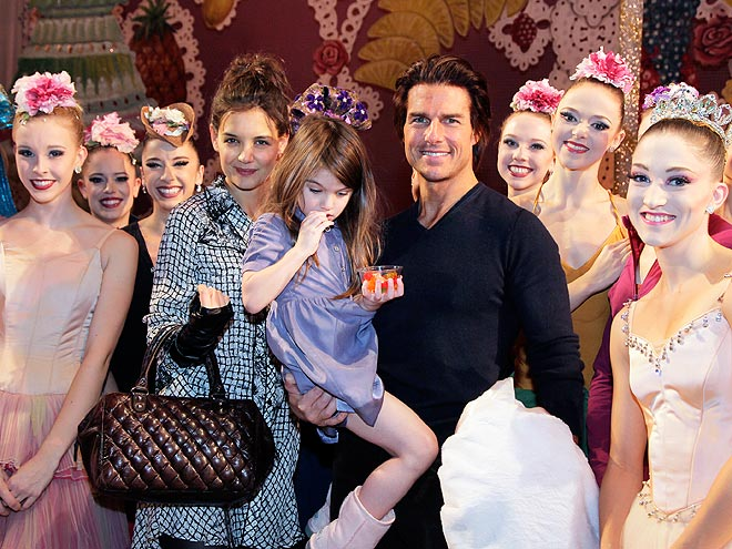 TUTU CUTE photo | Katie Holmes, Tom Cruise