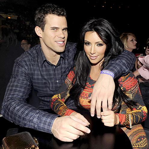 IN TUNE   photo | Kim Kardashian, Kris Humphries