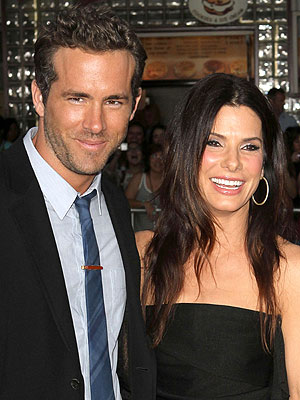 Sandra Bullock & Ryan Reynolds: Their 'Relaxed' Dinner in Wyoming | Ryan Reynolds, Sandra Bullock