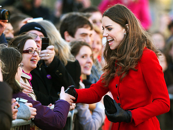 RED, SET, GO!   photo | Kate Middleton, Prince William
