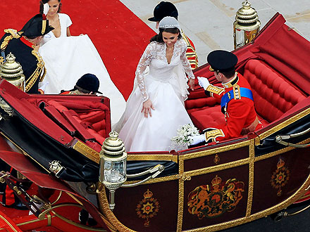 Inside William and Catherine's Fairy Tale Carriage Ride| Royal Wedding, Kate Middleton, Prince William