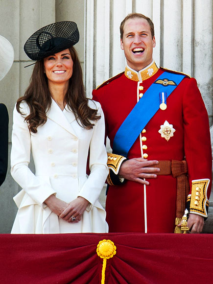 ROYAL TROOPERS   photo | Kate Middleton, Prince William