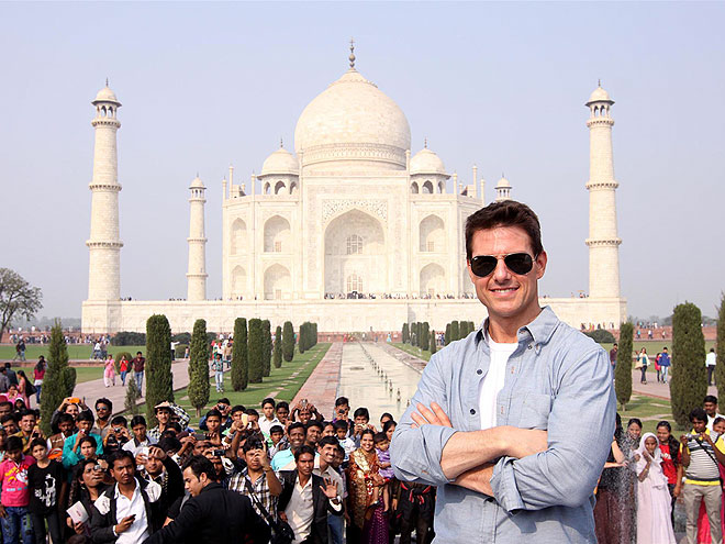 MAN ON A 'MISSION' photo | Tom Cruise