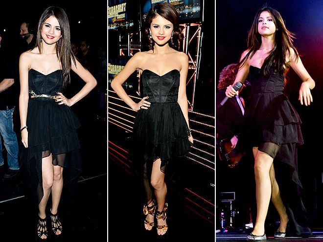 ASOS DRESS photo | Selena Gomez