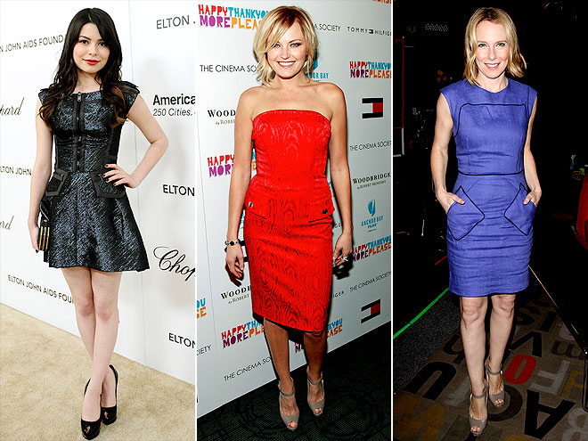 POCKETS ON THE OUTSIDE photo | Amy Ryan, Malin Akerman, Miranda Cosgrove