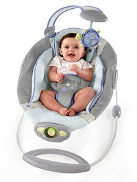 Giveaway: An Ingenuity Baby Bouncer (a $50 Value!)  Moms ...