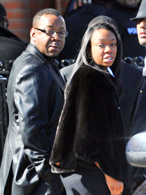 Bobby Brown: Why I Left Whitney Houston's Funeral