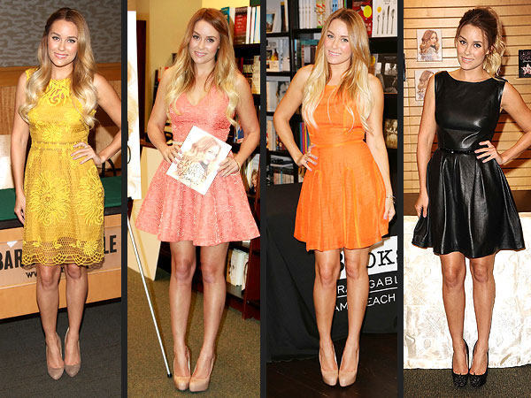 Lauren Conrad Dresses
