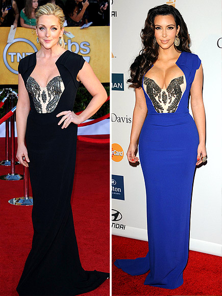 JANE VS. KIM photo | Jane Krakowski, Kim Kardashian