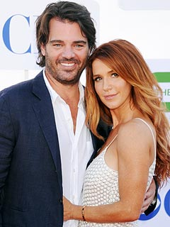 Poppy Montgomery Welcomes Daughter Violet Grace